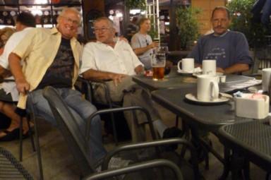 Wichtig bei unseren Reisen: Gemütliches Zusammensitzen!