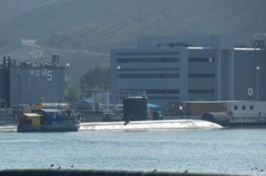 Jagd-U-Boot der Los Angeles-Klasse