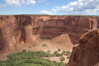 Canyon de Chelly, Chinle
