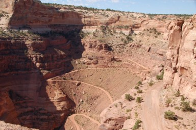 Jeeptour im Canyonlands-Nationalpark