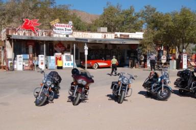 Hackberry Store: Mehr Route 66-Museum als Laden!