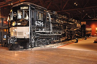 Southern Pacific Nr. 4294 Cab Forward