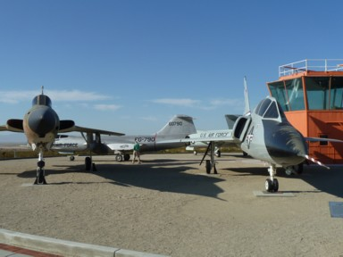 Edwards AFB - Century Circle