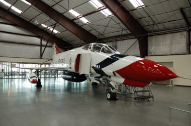 "F-4 ""Phantom"" der Thunderbirds, Pima-Museum"