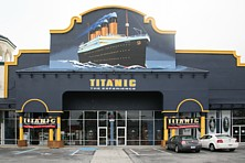 Titanic-Ausstellung (knapp 30 Gehminuten vom Hotel)